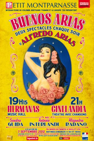 Affiche Buenos Arias